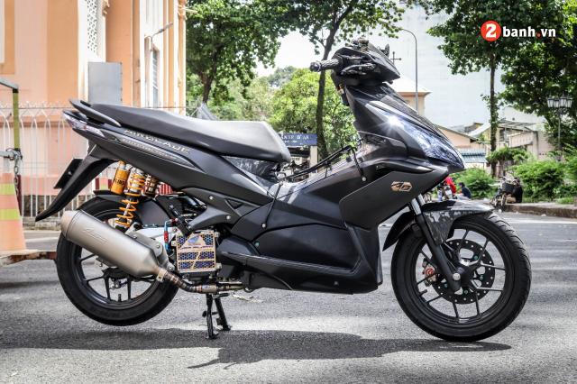 Air Blade Thai lot xac dep kho ta cua biker Viet - 19