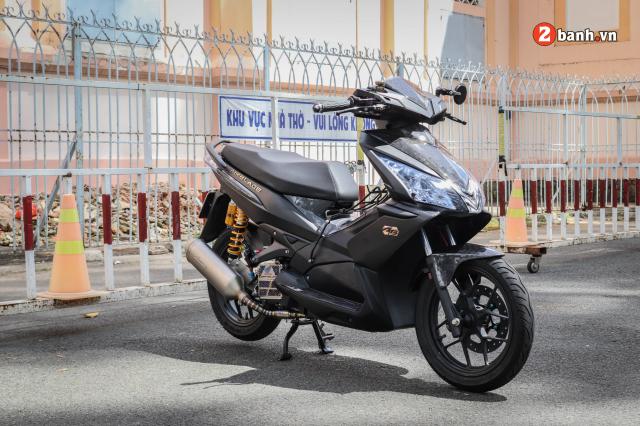 Air Blade Thai lot xac dep kho ta cua biker Viet - 21