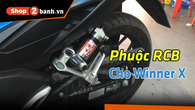 Winner X Chiec xe hoan hao de phuc vu cho dam me do xe - 10