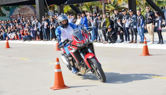 Toan canh Dai Hoi Honda Biker Day 2020 mien Bac - 48