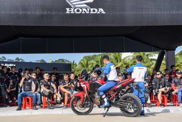 Toan canh Dai Hoi Honda Biker Day 2020 mien Bac - 49