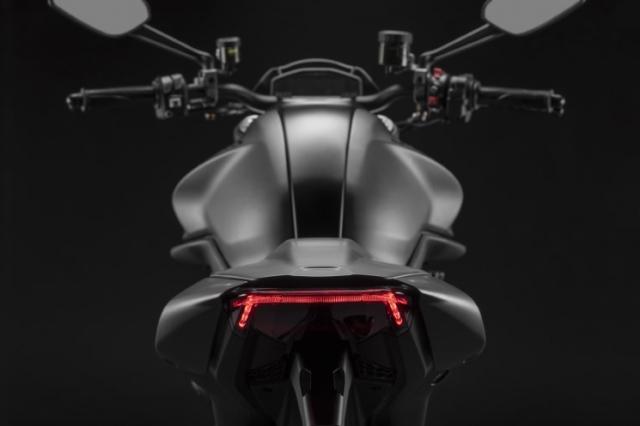 Ducati Monster 950 2021 trinh lang voi thiet ke moi va trong luong giam dang ke - 8