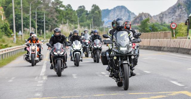 The nao la mot Biker thuc thu - 5